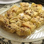 Delicious Dutch Almond Bars