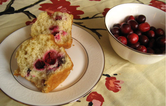 Cranberry Orange Muffins…I can't stop baking!!!