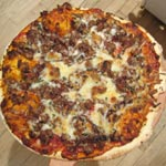 Pizza Part 2: Sausage, Caramelized Red Onion and Fresh Sage