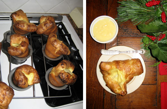 Impress Guests with Popovers and Honey Butter - Whipped