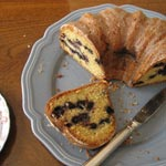 Barb's Blueberry Coffee Cake