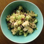 Summer Salad Extravaganza! Starting with Couscous…