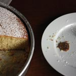 Vasilopita – Greek New Year's Cake