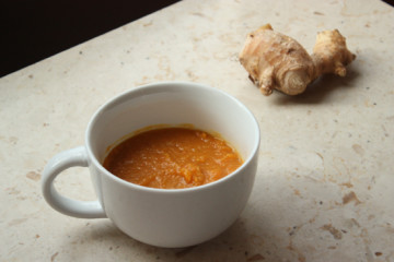 carrot-ginger-soup