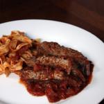 Braciole – Italian Braised Beef