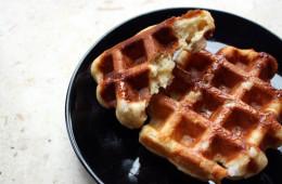 Waffles-Belgium