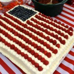 The Flag Cake of All Flag Cakes
