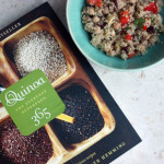Quinoa and Chick Pea Salad