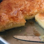 Galaktoboureko: Greek Custard Phyllo Pie in Citrus Syrup