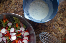 Buttermilk-dressing