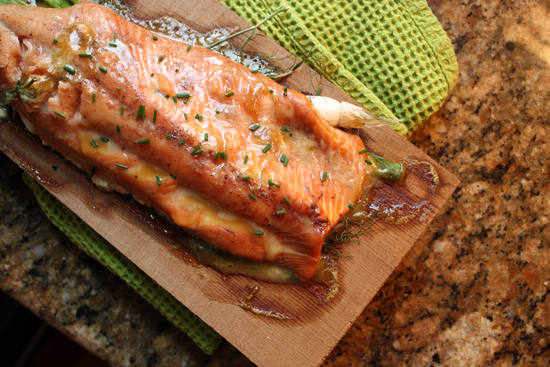 Cedar-Planked Whitefish With Chimichurri Recipes — Dishmaps