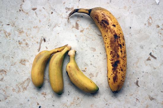 Baby-bananas