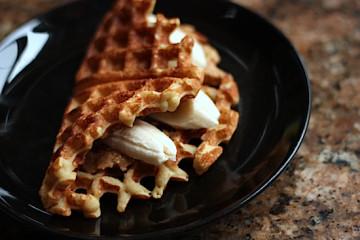 quinoa-waffle