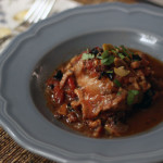 French-Country Chicken with Olives