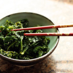Kale Sesame and Ginger  Salad