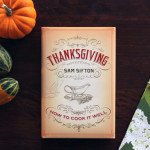 Book Giveaway: Thanksgiving, How to Cook it Well