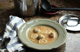 Turkey-Meatball-Soup