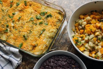easy-enchiladas-verde