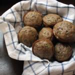 """""""Healthier"""" Zucchini Muffins"""