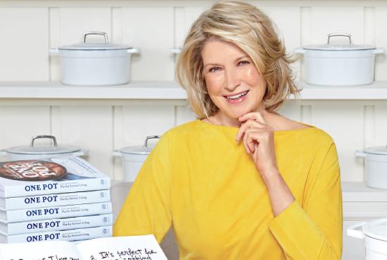 Martha Stewart copy