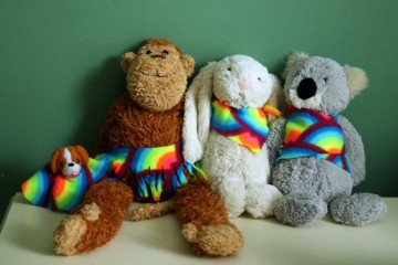 Fleece-DIY-Stuffed-Animal-Clothes