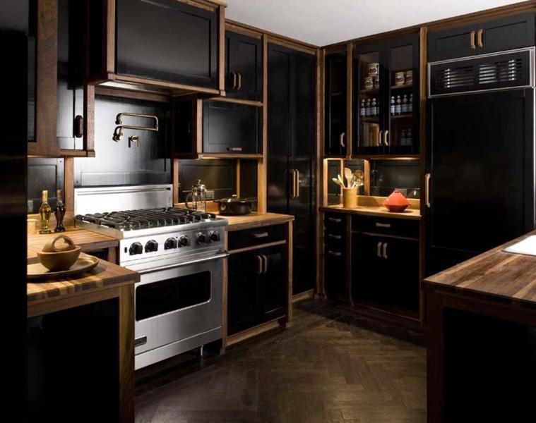 black-kitchen-inspiration-lonny