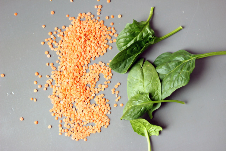 red-lentils-spinach