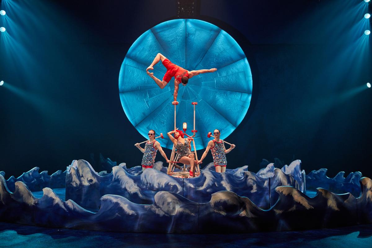 Cirque du Soleil filies for bankruptcy   Cirque Du Soleil