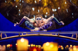 See Luzia by Cirque du Soleil in Chicago! Read this Family Theatre Review to know why.