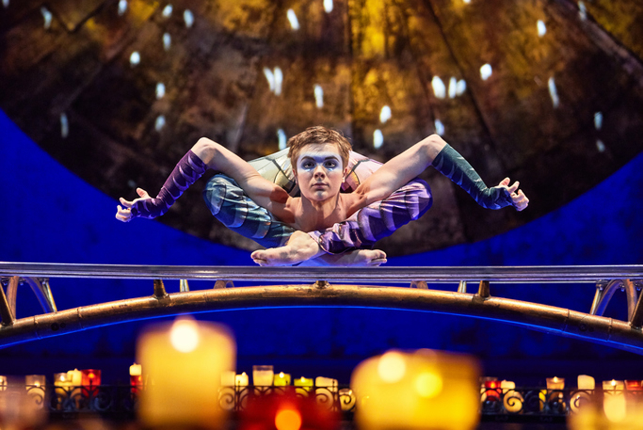 Review: Luzia, Cirque du Soleil in Chicago - Whipped, The Blog
