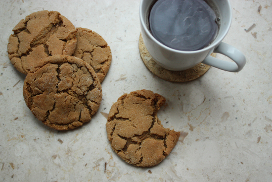 Ginger-snap-cookie
